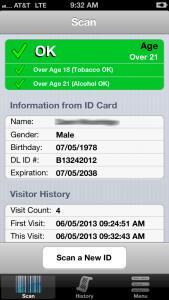 date per app