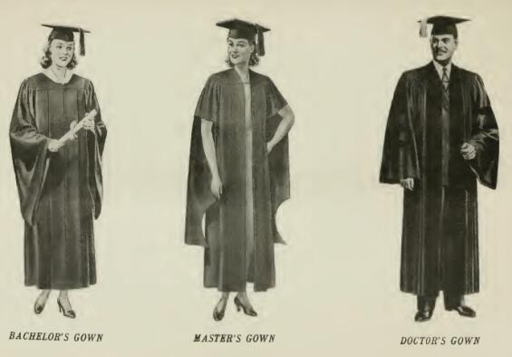 The Meaning Behind the Traditional Garb of Graduation | UC Santa ...