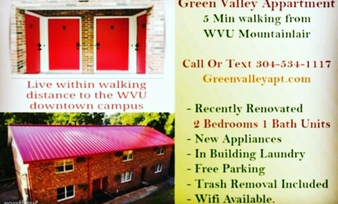 Apartments Near West Virginia 925 College Ave for West Virginia University Students in Morgantown, WV