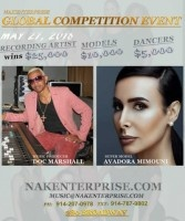 $55k Talent Event - Recording Artist - Models - Dancers