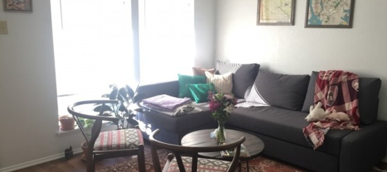 Furnished 1Br Summer Sublet (7/1 to 8/13) Near Campus
