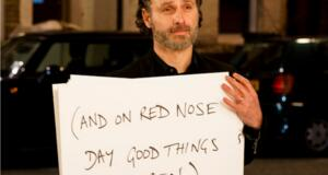 A Red Nose Day Event of Love (Actually)