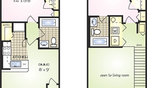 Sublets Near University of Florida Museum Walk (1/1 in a 2/2) sublease for July-December for University of Florida Students in Gainesville, FL