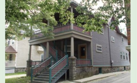 Houses Near Kalamazoo 743 Academy- Duplex Near WMU/K College with a 4 BR unit and a 5 BR unit. for Kalamazoo Students in Kalamazoo, MI