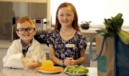 Food for Kids: Discovering Healthy Eating