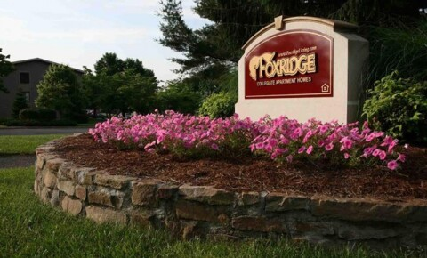 Apartments Near VA Tech Foxridge Collegiate for Virginia Tech Students in Blacksburg, VA