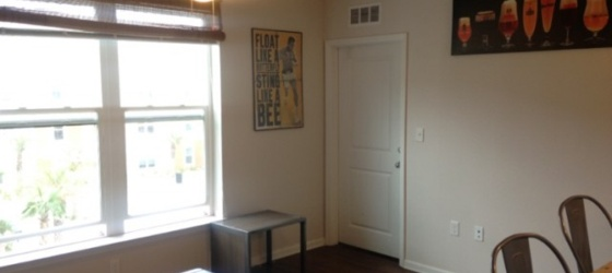"Student Lease At ""The Next"" 2 bedroom set-up + 2 month starts free to take over lease"