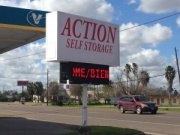 Action Self Storage- Harlingen- 1626 Morgan Blvd.