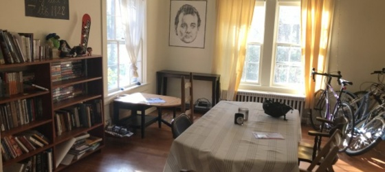 Room in Four Bedroom house - 650/mo – Available starting mid-June