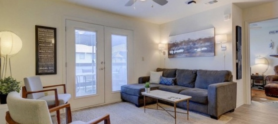 West Campus Apartment Sublet with Large Balcony