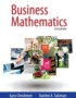 Business Mathematics plus MyMathLab with Pearson eText -- Access Card Package