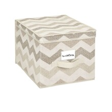 Storage Box - Large - Grey